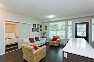 """Photo 4: 13 6965 HASTINGS Street in Burnaby: Sperling-Duthie Townhouse for sale in """"CASSIA"""" (Burnaby North)  : MLS®# V1027576"""