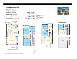 """Photo 2: 35948 SHADBOLT Avenue in Abbotsford: Abbotsford East House for sale in """"Auguston"""" : MLS®# R2612913"""