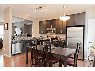 Photo 8: 184 CHAPALINA Square SE in CALGARY: Chaparral Townhouse for sale (Calgary)  : MLS®# C3597685