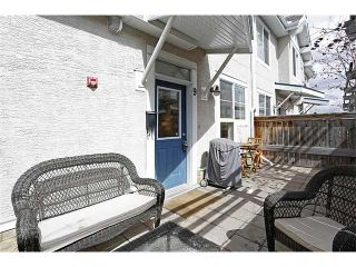 Photo 3: 9 2001 34 Avenue SW in CALGARY: Altadore_River Park Townhouse for sale (Calgary)  : MLS®# C3611257