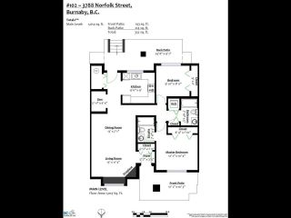 """Photo 19: 102 3788 NORFOLK Street in Burnaby: Central BN Townhouse for sale in """"Panacasa"""" (Burnaby North)  : MLS®# R2403565"""