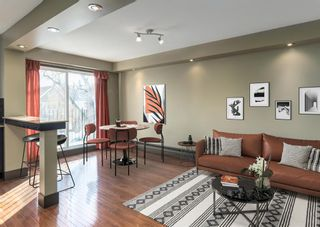 Photo 3: 301 1736 13 Avenue SW in Calgary: Sunalta Apartment for sale : MLS®# A1074354