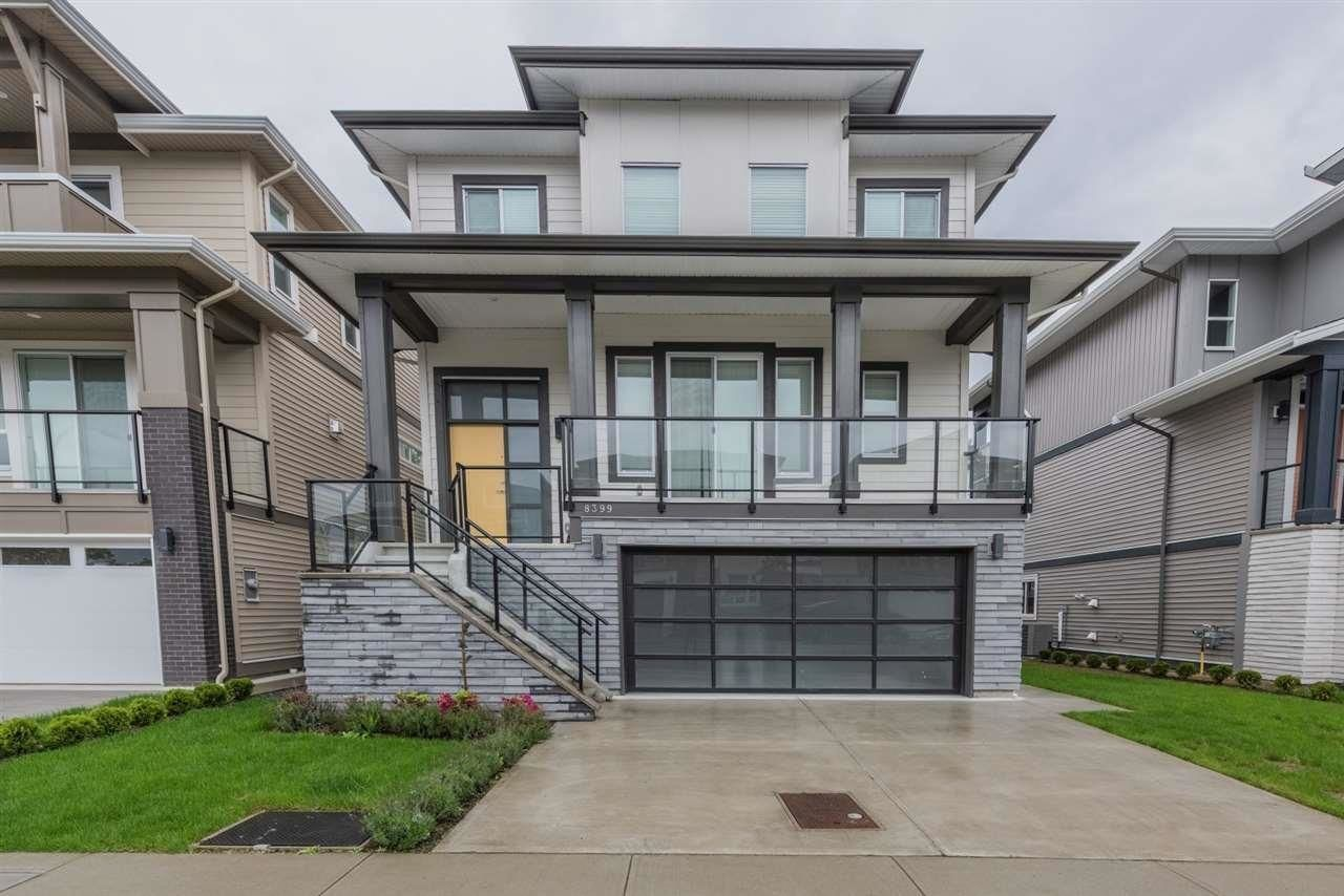 """Main Photo: 8399 MIDTOWN Way in Chilliwack: Chilliwack W Young-Well House for sale in """"MIDTOWN"""" : MLS®# R2605322"""
