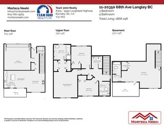 """Photo 20: 11 20350 68 Avenue in Langley: Willoughby Heights Townhouse for sale in """"SUNRIDGE"""" : MLS®# R2389347"""