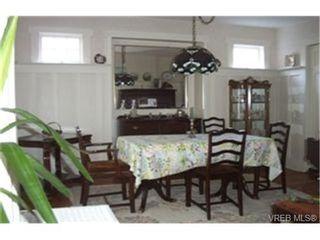 Photo 8: 1229 St. Patrick St in VICTORIA: OB South Oak Bay House for sale (Oak Bay)  : MLS®# 328164