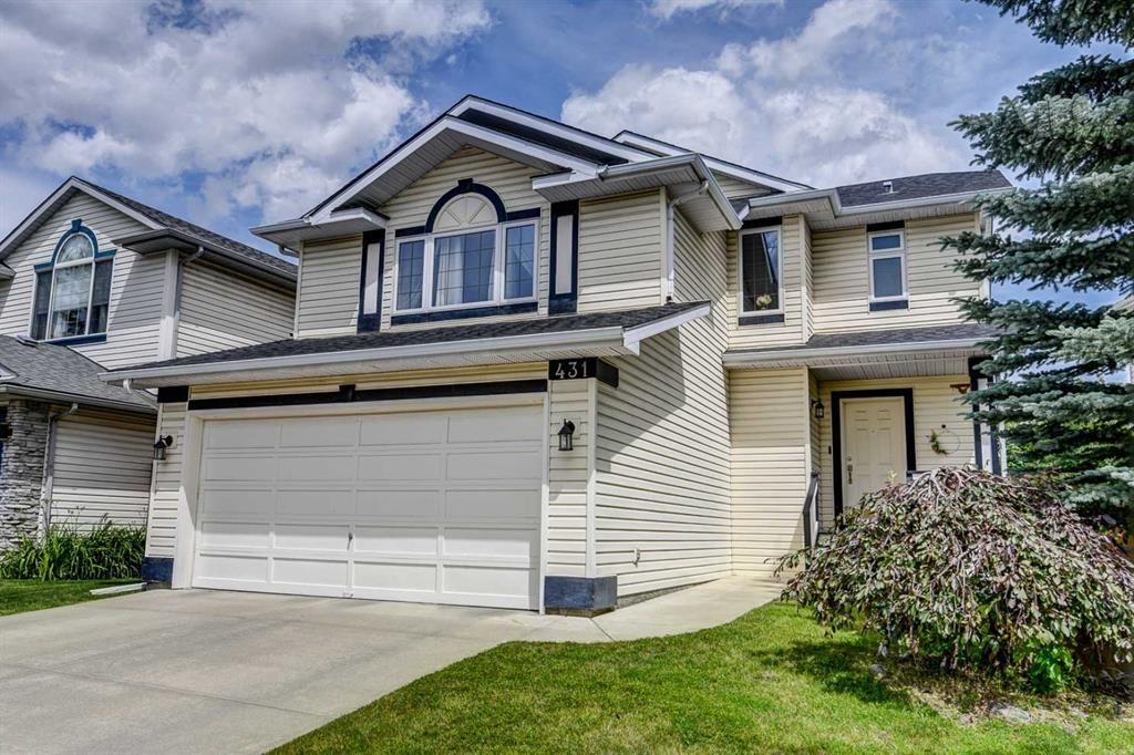 Main Photo: 431 DOUGLAS GLEN Boulevard SE in Calgary: Douglasdale/Glen Detached for sale : MLS®# A1031219