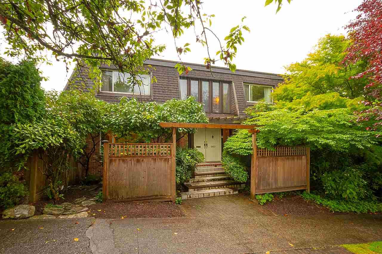 Main Photo: 1950 NANTON Avenue in Vancouver: Quilchena House for sale (Vancouver West)  : MLS®# R2414267
