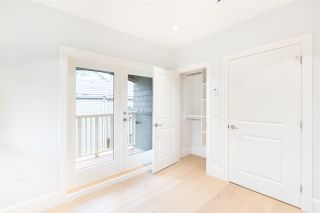 Photo 17: 2425 W 5TH Avenue in Vancouver: Kitsilano Townhouse for sale (Vancouver West)  : MLS®# R2493288