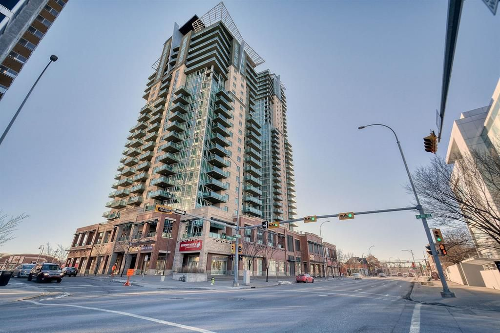 Main Photo: 408 1410 1 Street SE in Calgary: Beltline Apartment for sale : MLS®# A1061038