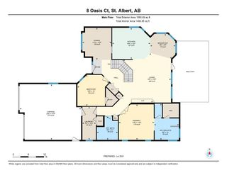 Photo 49: 8 OASIS Court: St. Albert House for sale : MLS®# E4254796