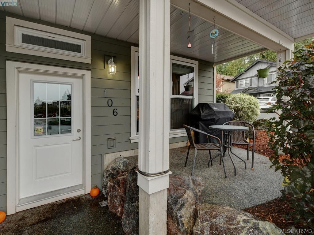 Main Photo: 106 954 Walfred Rd in VICTORIA: La Walfred Row/Townhouse for sale (Langford)  : MLS®# 826655