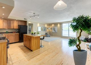 Photo 1: 1014 1540 29 Street NW in Calgary: St Andrews Heights Apartment for sale : MLS®# A1116384