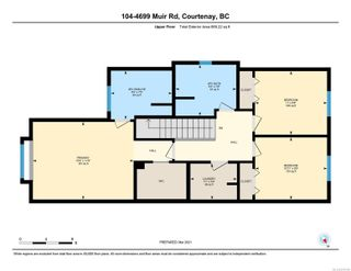 Photo 42: 104 4699 Muir Rd in : CV Courtenay East Row/Townhouse for sale (Comox Valley)  : MLS®# 870188