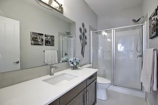 Photo 28: 191 Silverado Plains Park SW in Calgary: Silverado Row/Townhouse for sale : MLS®# A1086865