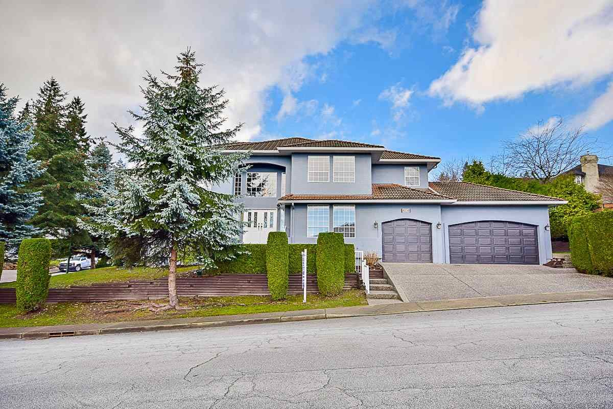 Main Photo: 408 BROMLEY STREET in Coquitlam: Coquitlam East House for sale : MLS®# R2124076