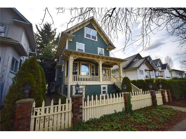 FEATURED LISTING: 1552 10TH Avenue East Vancouver