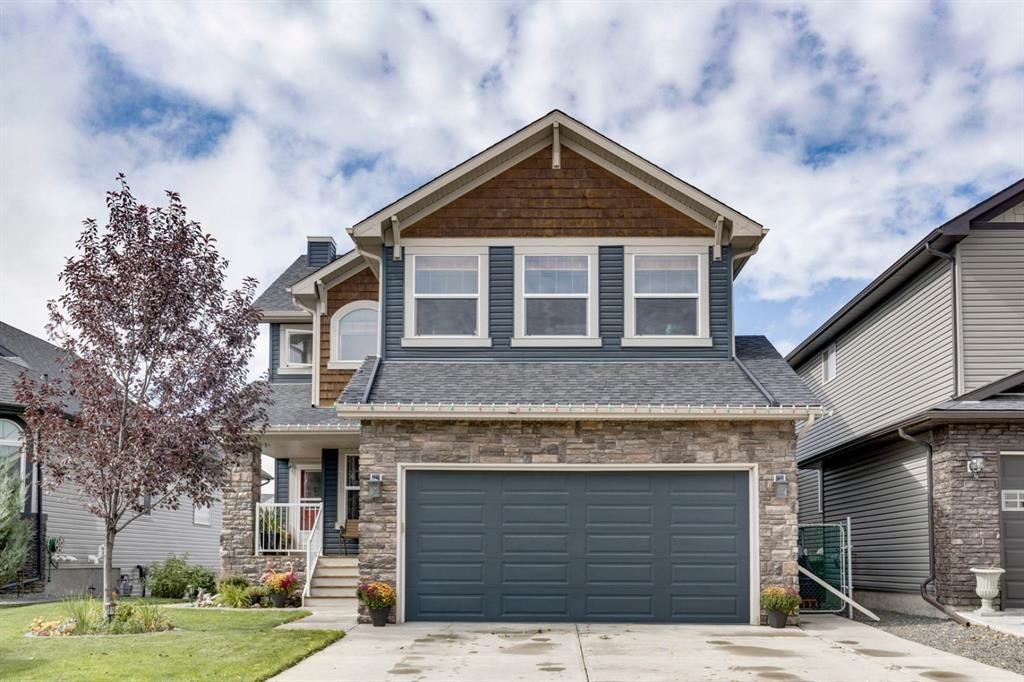 Main Photo: 885 Canoe Green SW: Airdrie Detached for sale : MLS®# A1146428