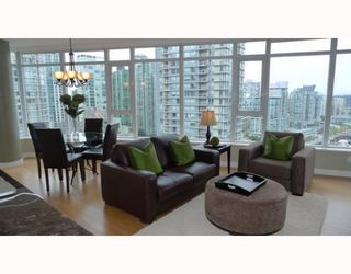"""Photo 2: 1904 1233 CORDOVA Street in Vancouver: Coal Harbour Condo for sale in """"CARINA"""" (Vancouver West)  : MLS®# V781419"""
