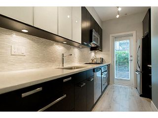 """Photo 13: 3651 COMMERCIAL Street in Vancouver: Victoria VE Townhouse for sale in """"Brix II"""" (Vancouver East)  : MLS®# V1087761"""