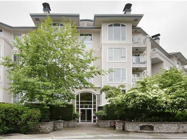 """Main Photo: 319 3608 DEERCREST Drive in North Vancouver: Roche Point Condo for sale in """"DEERFIELD AT RAVEN WOODS"""" : MLS®# V957346"""