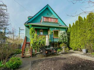 Photo 20: 2806 MANITOBA ST in Vancouver: Mount Pleasant VW House for sale (Vancouver West)  : MLS®# V1119582