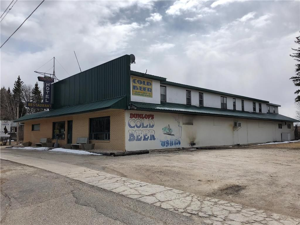 Main Photo: 63060 PR 307 Highway: Seven Sisters Falls Industrial / Commercial / Investment for sale (R18)  : MLS®# 202003956
