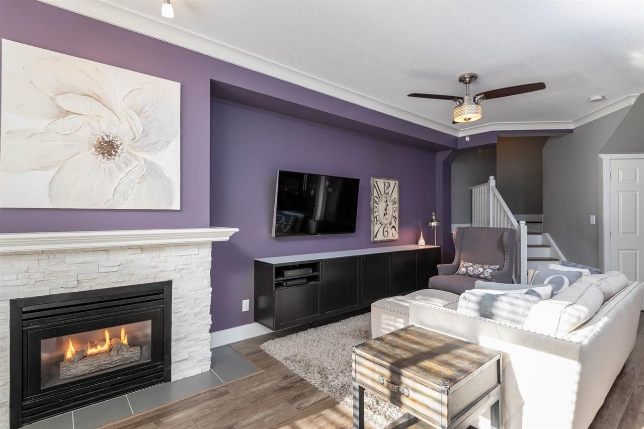 """Main Photo: 105 3600 WINDCREST Drive in North Vancouver: Roche Point Townhouse for sale in """"WINDSONG"""""""