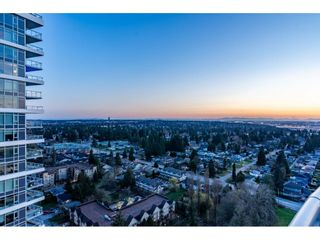 """Photo 30: 2703 13303 CENTRAL Avenue in Surrey: Whalley Condo for sale in """"The Wave at Central City"""" (North Surrey)  : MLS®# R2557786"""