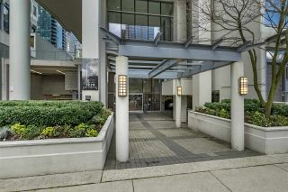 """Photo 17: 401 1228 W HASTINGS Street in Vancouver: Coal Harbour Condo for sale in """"PALLADIO"""" (Vancouver West)  : MLS®# R2258728"""