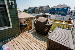 Photo 38: 317 Simmonds Way: Leduc House Half Duplex for sale : MLS®# E4254511
