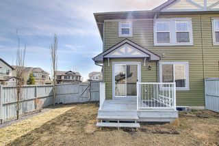 Photo 32: 143 Canals Circle SW: Airdrie Semi Detached for sale : MLS®# A1089969