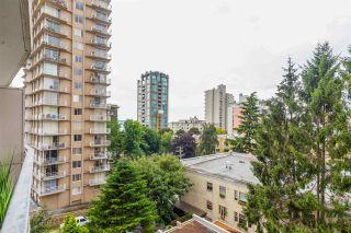 "Photo 16: 605 1850 COMOX Street in Vancouver: West End VW Condo for sale in ""EL CID"" (Vancouver West)  : MLS®# R2534812"
