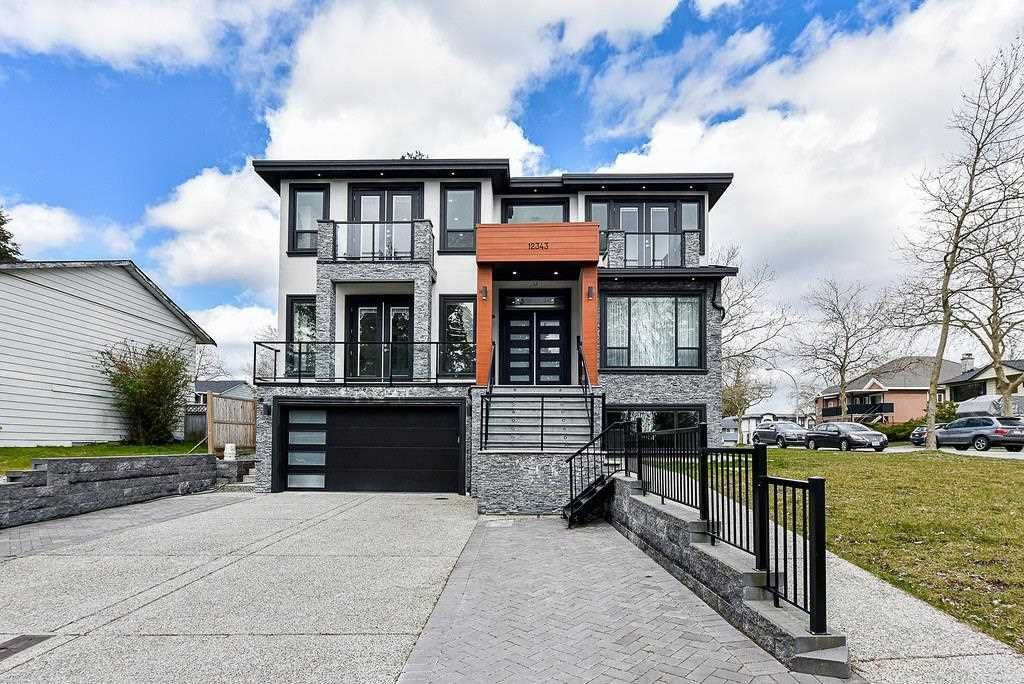 Main Photo: 12343 93A Avenue in Surrey: Queen Mary Park Surrey House for sale : MLS®# R2576349