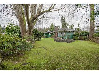 Photo 2: 4925 Queensland Road in Vancouver: University VW House  (Vancouver West)  : MLS®# V1108108