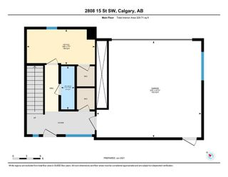 Photo 44: 2808 15 Street SW in Calgary: South Calgary Row/Townhouse for sale : MLS®# A1116772