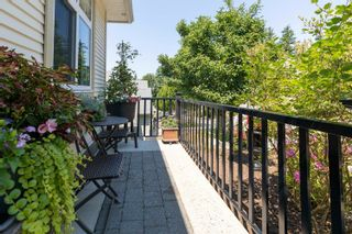 """Photo 39: 38 36260 MCKEE Road in Abbotsford: Abbotsford East Townhouse for sale in """"KING'S GATE"""" : MLS®# R2606381"""