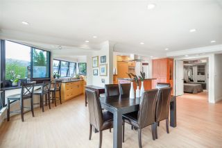 """Photo 5: 102 2181 PANORAMA Drive in North Vancouver: Deep Cove Condo for sale in """"Panorama Place"""" : MLS®# R2496386"""