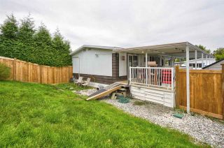"""Photo 21: 24 8254 134 Street in Surrey: Queen Mary Park Surrey Manufactured Home for sale in """"WESTWOOD ESTATES"""" : MLS®# R2508251"""