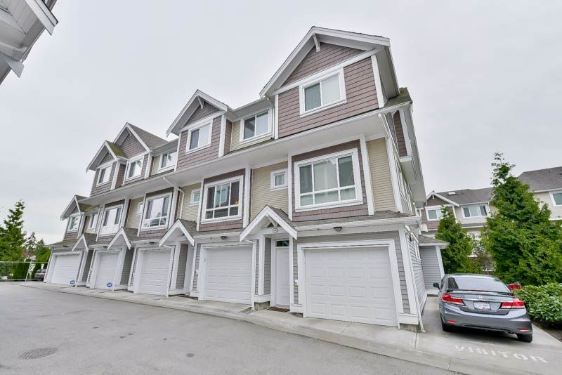 Main Photo: 43 7298 199A STREET in Langley: Willoughby Heights Townhouse for sale : MLS®# R2072853