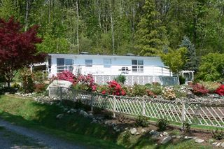 "Photo 1: 89 43201 LOUGHEED Highway in Mission: Mission BC Manufactured Home for sale in ""Nicoamin Village"" : MLS®# F2814797"