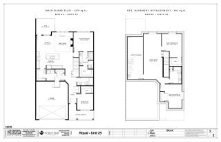 Photo 3: 25 7115 Armour Link in Edmonton: Zone 56 Townhouse for sale : MLS®# E4237492