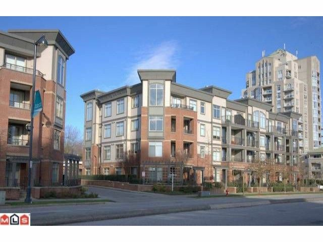 """Main Photo: 115 10499 UNIVERSITY Drive in Surrey: Whalley Condo for sale in """"D'Cor"""" (North Surrey)  : MLS®# F1107560"""