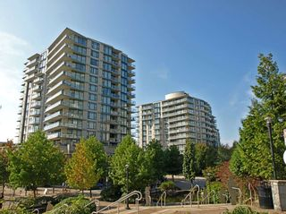 """Photo 1: 907 155 W 1ST Street in North Vancouver: Lower Lonsdale Condo for sale in """"Time"""" : MLS®# R2086762"""