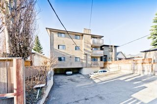 Photo 2: 101 123 22 Avenue NE in Calgary: Tuxedo Park Apartment for sale : MLS®# A1091219