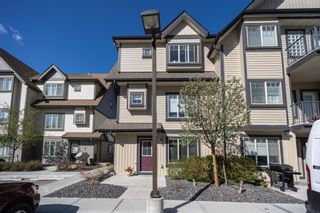 Main Photo: 1206 121 Copperpond Common SE in Calgary: Copperfield Row/Townhouse for sale : MLS®# A1109862