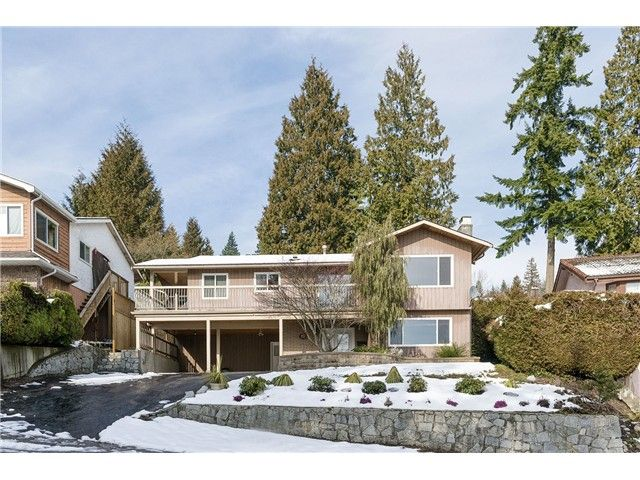 "Main Photo: 2571 ASHURST Avenue in Coquitlam: Coquitlam East House for sale in ""DARTMOOR HEIGHTS"" : MLS®# V1049439"