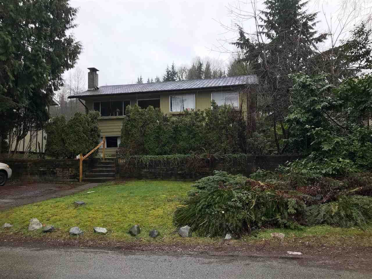 Main Photo: 2809 HENRY Street in Port Moody: Port Moody Centre House for sale : MLS®# R2306794