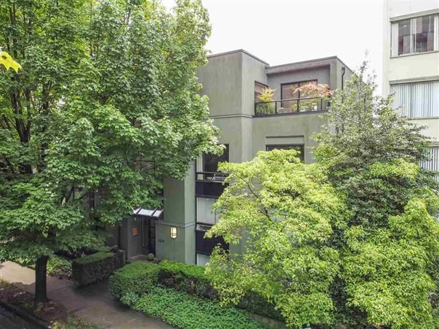 Main Photo: 205 1232 Harwood Street in Vancouver: West End VW Condo for sale (Vancouver West)  : MLS®# R2607373