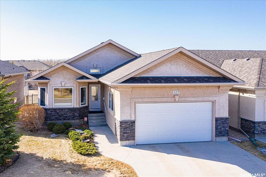 Main Photo: 127 201 Cartwright Terrace in Saskatoon: The Willows Residential for sale : MLS®# SK849013