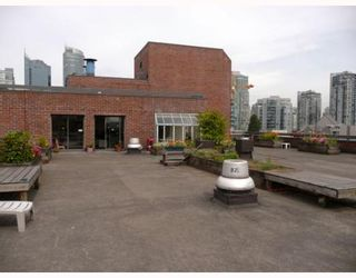 """Photo 9: 621 1333 HORNBY Street in Vancouver: Downtown VW Condo for sale in """"ANCHOR POINT 3"""" (Vancouver West)  : MLS®# V784454"""